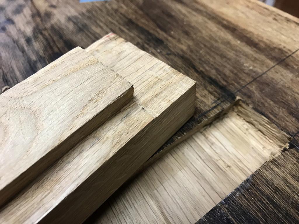 [Récup et fabrication] Une table copiée sur Ishitani 3010