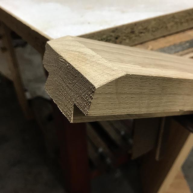 [Récup et fabrication] Une table copiée sur Ishitani 3110