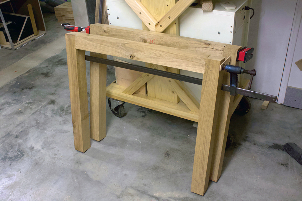 [Récup et fabrication] Une table copiée sur Ishitani - Page 2 4012