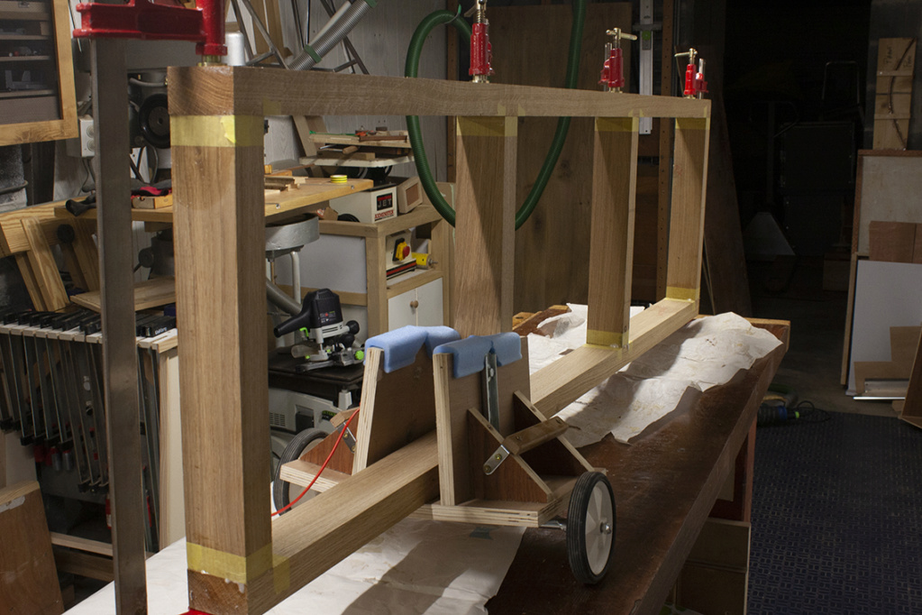 [Récup et fabrication] Une table copiée sur Ishitani - Page 2 4611