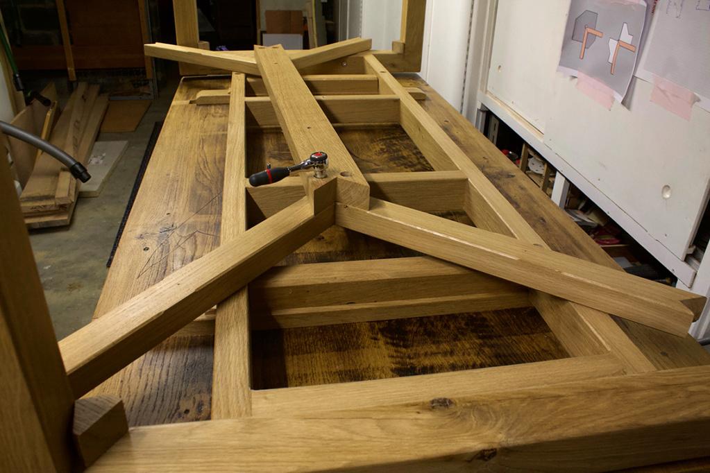 [Récup et fabrication] Une table copiée sur Ishitani - Page 4 9610