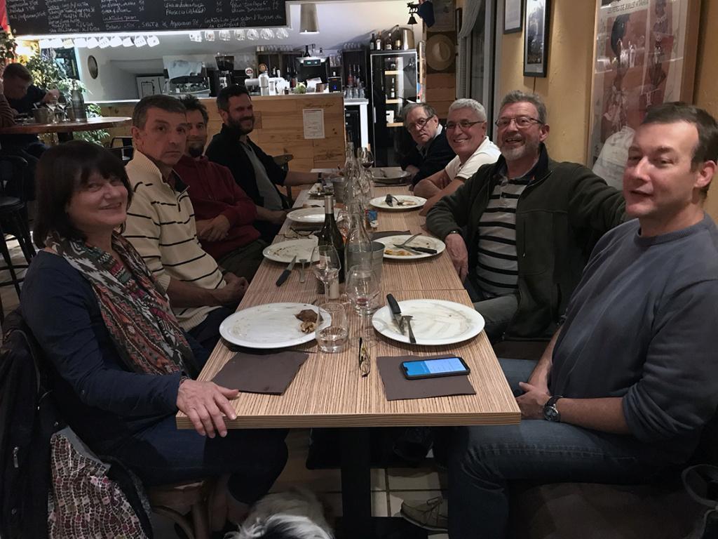 [Tradition] Le repas des métabricoleurs à Sisteron - Page 13 Vaumei11
