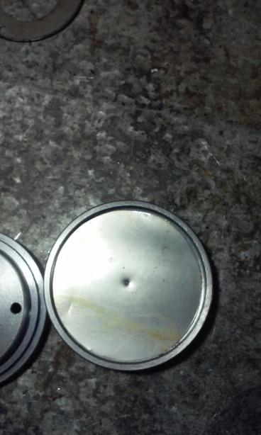 декоративная крышка подшипника тонарма своими руками 20190213