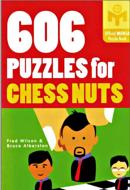 606 PUZZLES FOR CHESS NUTS Screen16