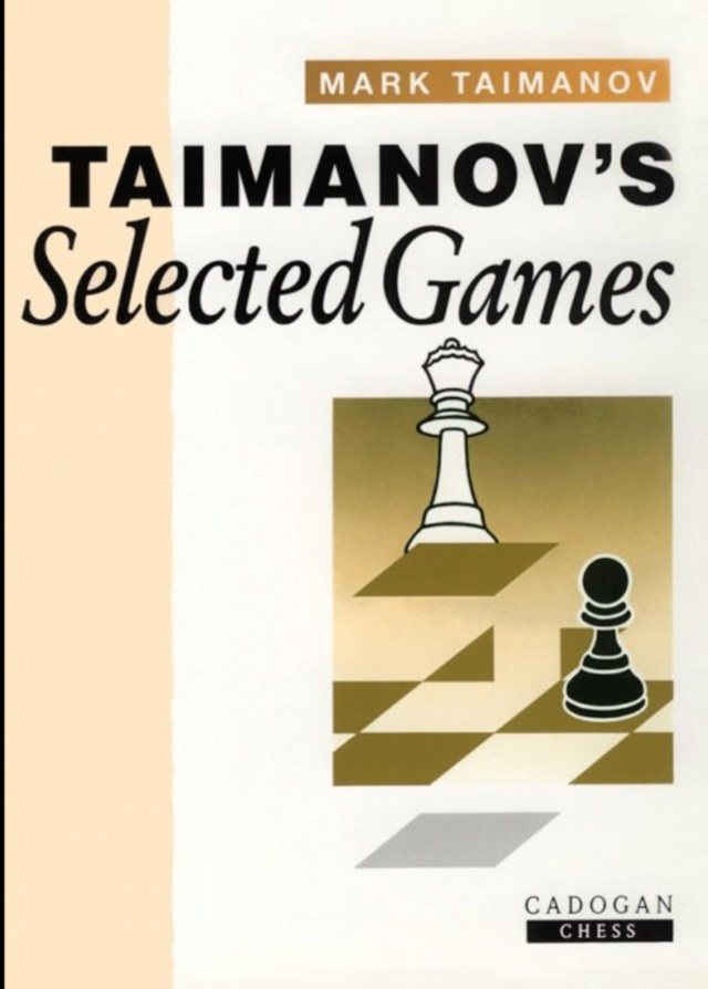 TAIMANOV SELECTED GAMES Screen18