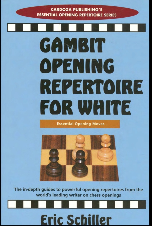 GAMBIT OPENING REPERTOIRE FOR BLACK AND WHITE Screen21