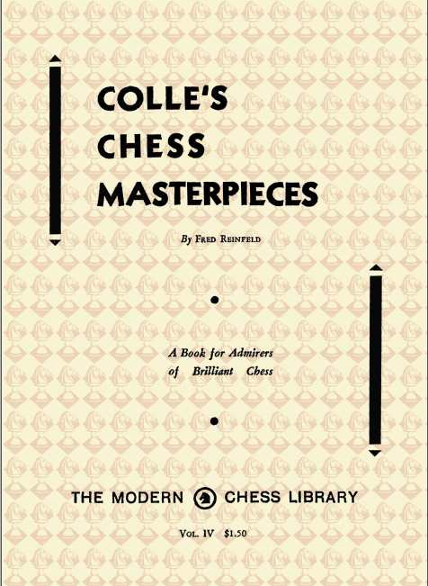 COLLES'S CHESS MASTERPIECES Screen31