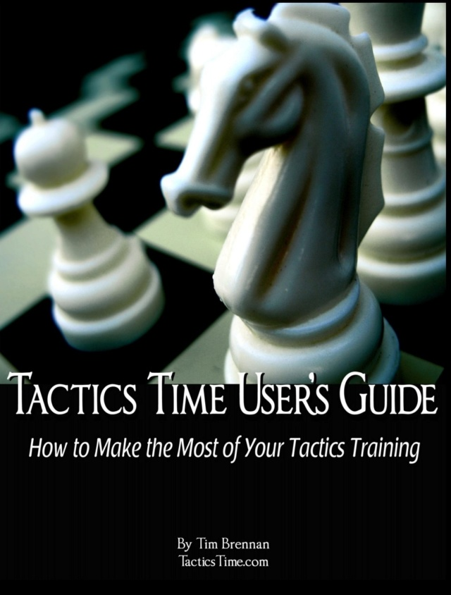 TACTICS TIME USER GUIDE Screen32