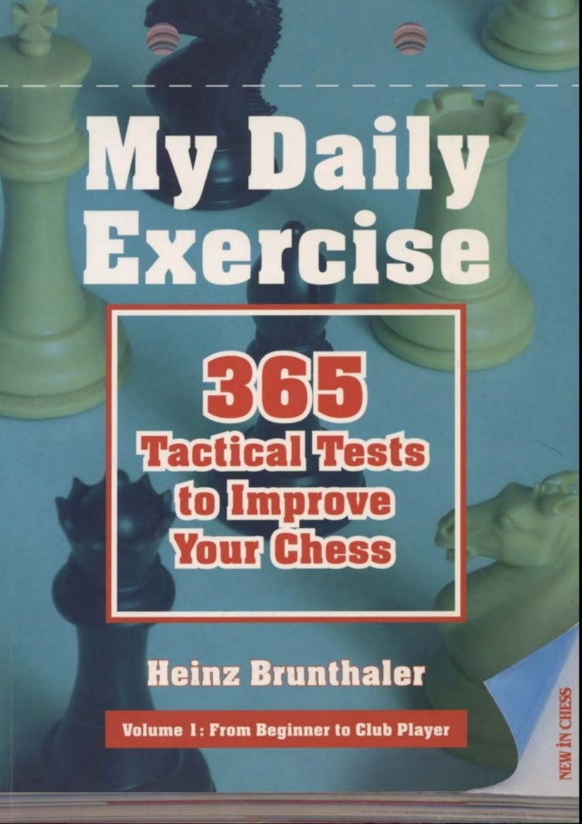 MY DAILY EXERCISE-365 TACTICAL TESTS TO IMPROVE IN CHESS Screen33