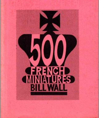 500 MINIATURE SERIES BY BILL WALL Screen41