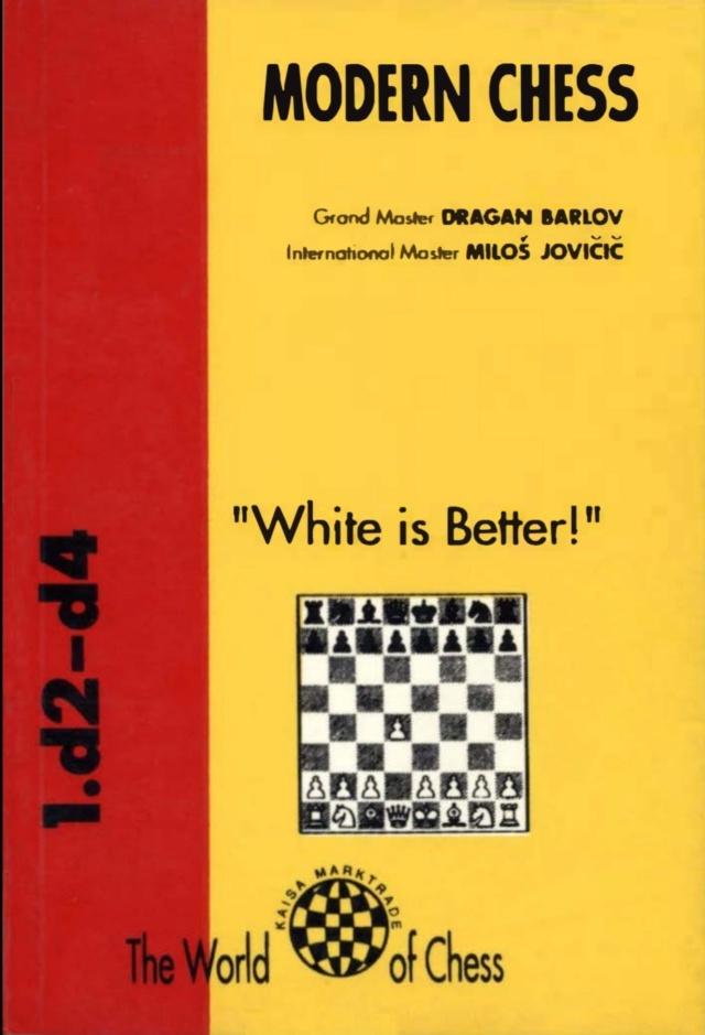 MODERN CHESS - WHITE IS BETTER (d2 to d4) Screen43