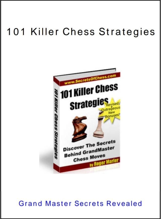 101 killer chess strategies Screen48