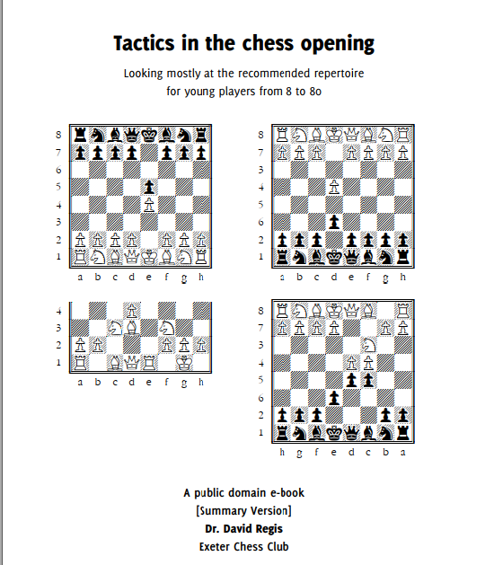 TACTICS IN THE CHESS OPENINGS Screen48