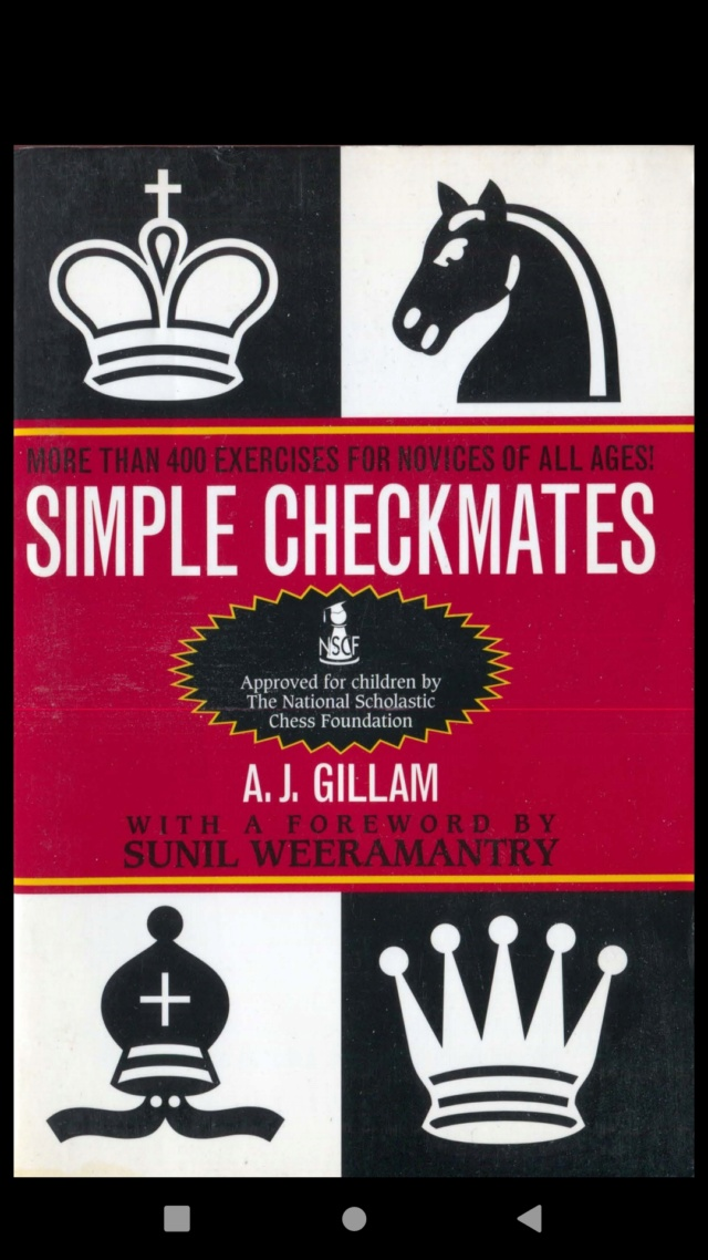 SIMPLE CHECKMATES by A.J Gillam Screen62