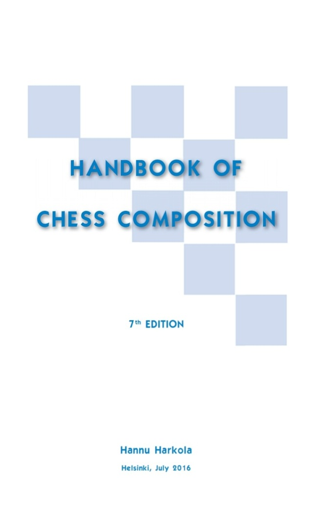 HAND BOOK OF CHESS COMPOSITIONS Screen64
