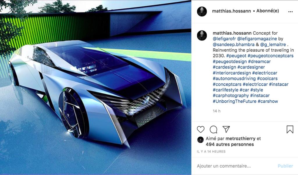 2020 - [Peugeot] Concept Paris Captur12