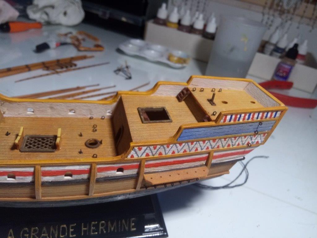 La grande hermine 1/150 Heller Img_2095