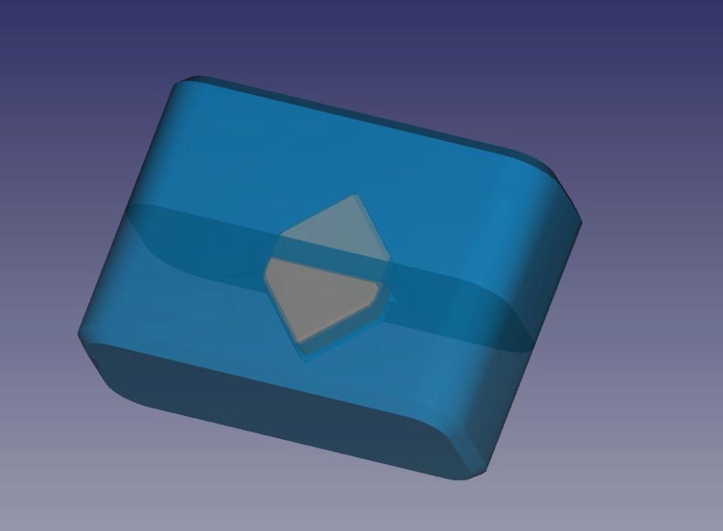 Cape SAF basculante impression 3D 00213