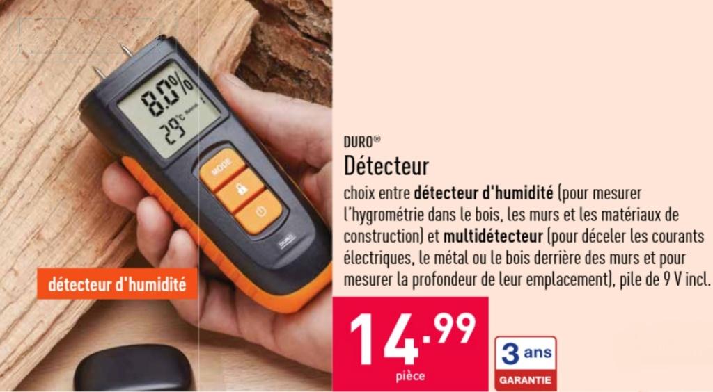 Humidimètre Aldi0110