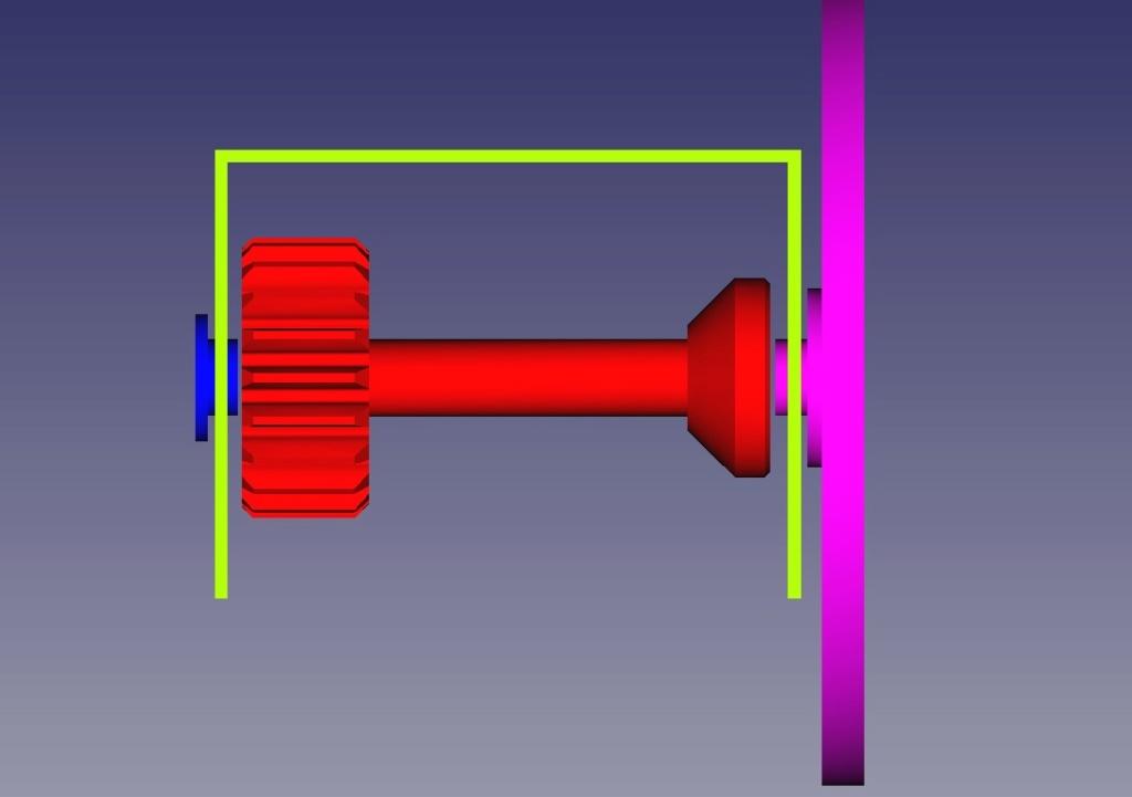 Loco « électrique » en 3D pour le train en bois BRIO - Page 4 Fc0110