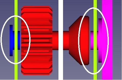 Loco « électrique » en 3D pour le train en bois BRIO - Page 4 Fc0410