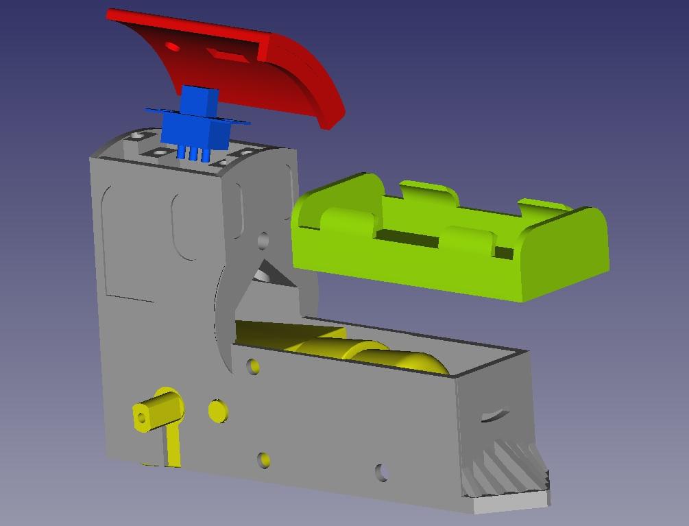Loco « électrique » en 3D pour le train en bois BRIO - Page 4 Fc0910