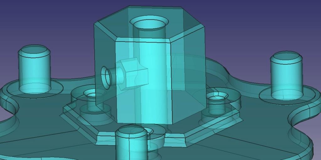 Cape SAF basculante impression 3D - Page 4 Hexago10