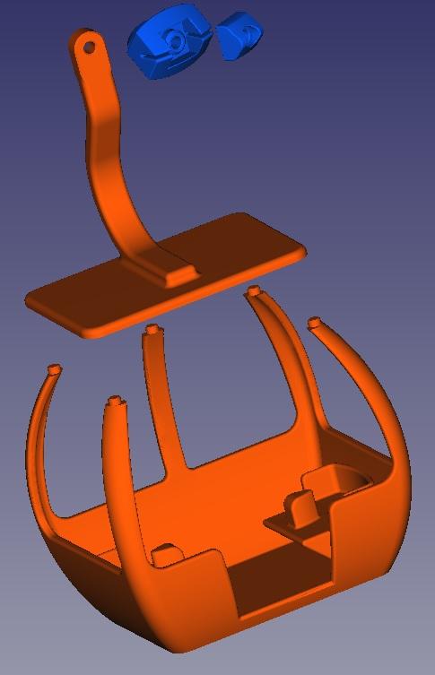 Loco « électrique » en 3D pour le train en bois BRIO - Page 2 Teleph10