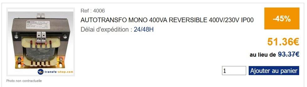 Le 400V tri à partir du 230V mono - Page 3 Tf0110