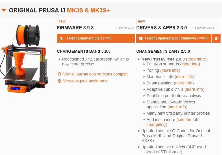 imprimante Prusa i3 MK3 - Page 26 Versio10