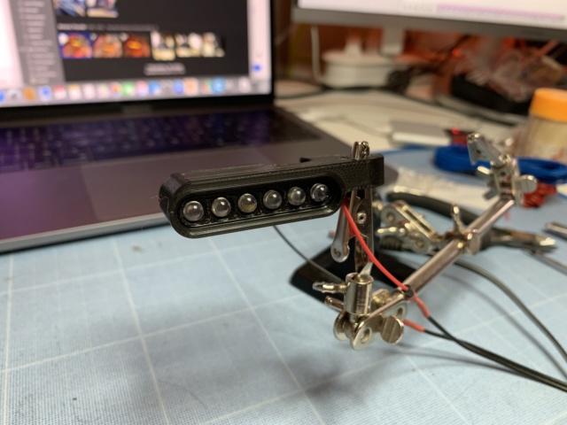 Fabrication clignotants LED avec imprimante 3D Hkb0dc11