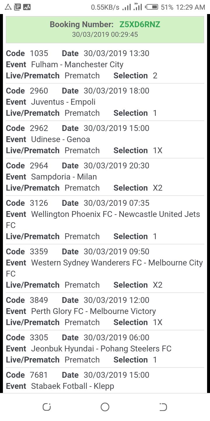 20+ odds game Screen11
