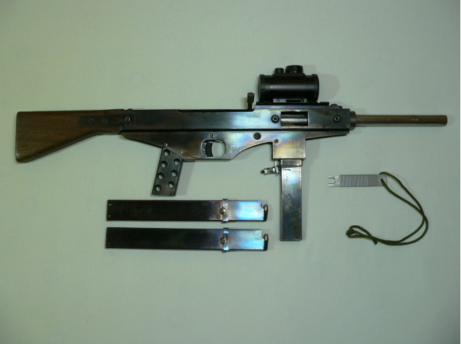 Photo's of mass murderer's weapons - Page 8 Screen68
