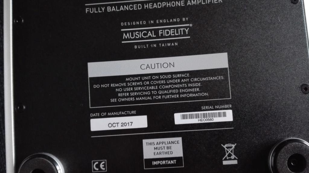 [CA] Musical Fidelity MX-HPA  VENDUTO Img_2026