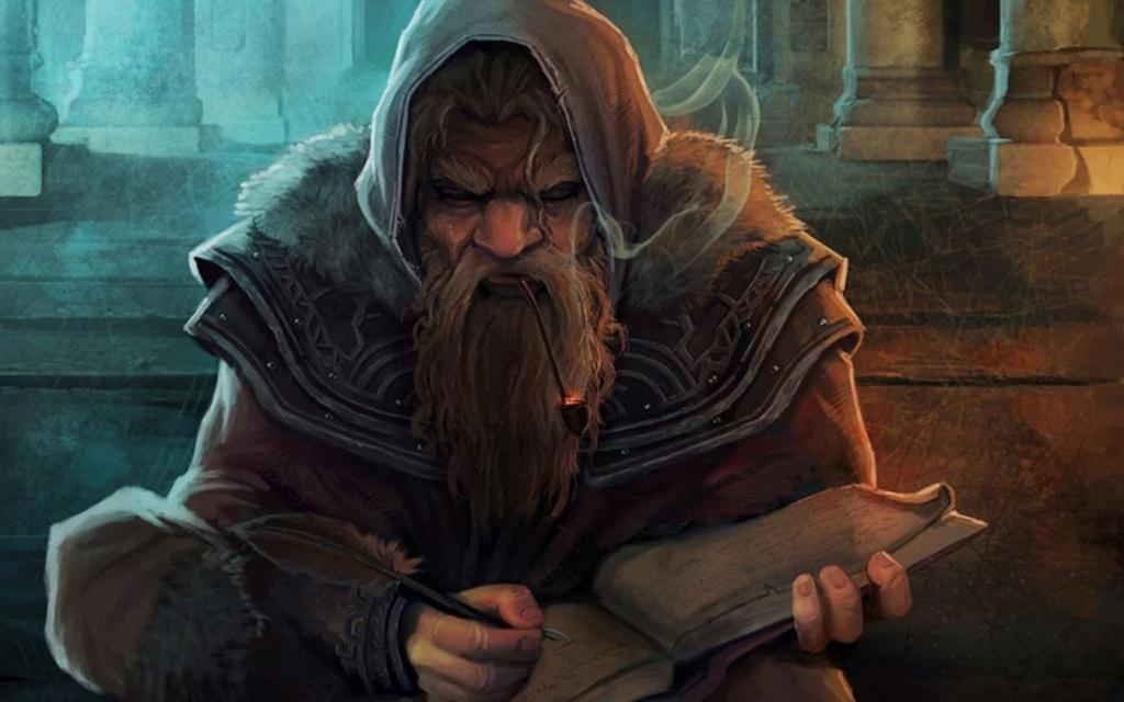 Mordik - Ingénieur en chef des Mines d'Azeroth Dwarf_11