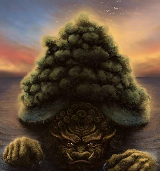 L'ile de KameRaion  Turtle10