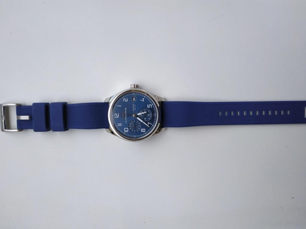 ULTRAMARINE Morse 9141B - Conçue pour ceux qui aiment les vraies montres - Page 10 Img_2027