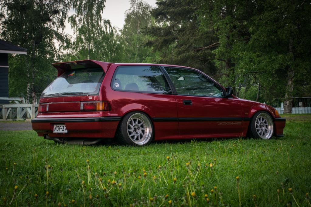 henkka95: Henkan tuusaukset Fiat 850 & Honda Civic 95710