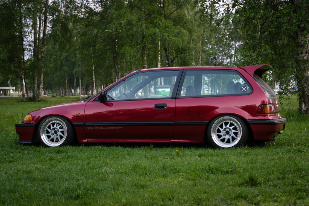 henkka95: Henkan tuusaukset Fiat 850 & Honda Civic 96010