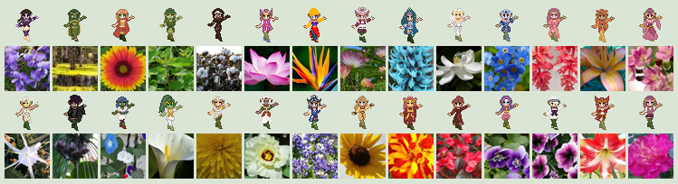 Dollmakers Dollhouse - non-ElfQuest related dollz - Page 37 Flower10