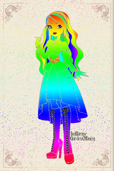 Dollmakers Dollhouse - non-ElfQuest related dollz - Page 22 Rainbo10