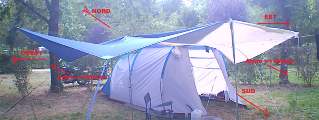 comment installer votre tente Orient11
