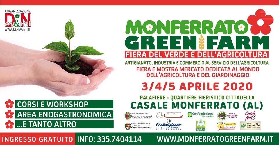 Fiera Monferrato Green Farm - Casale Monferrato 3/4/5 aprile 2020 Monfer10