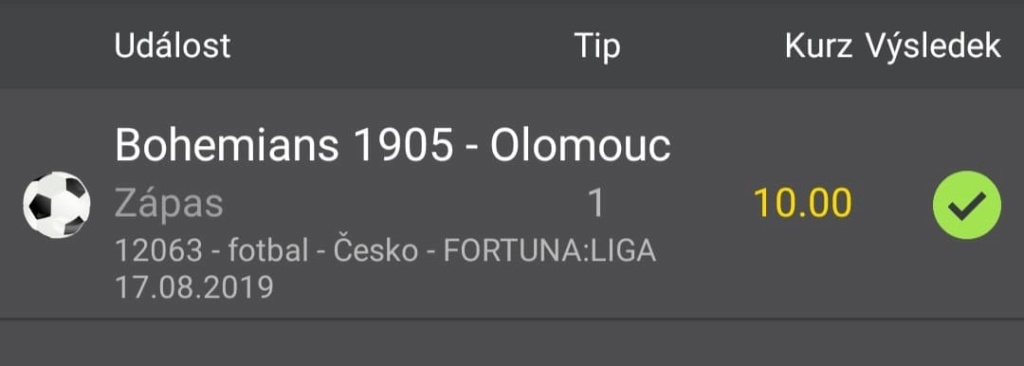 Bohemians - Olomouc  68575310