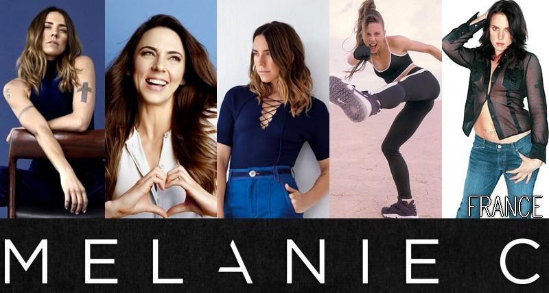 Melanie C - France