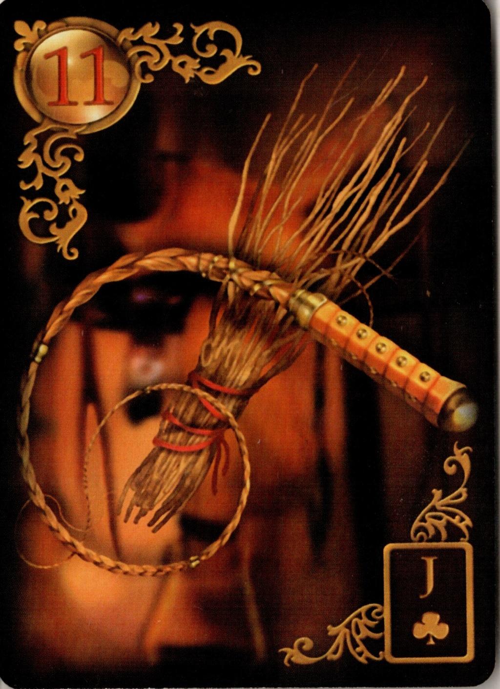 Золотые мечты Ленорман (Расширенное издание) | Gilded Reverie Lenormand. Галерея.  11_a10