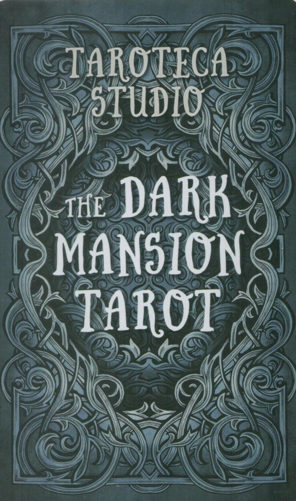 "Таро ""Темный особняк"" (The Dark Mansion Tarot). Галерея.  13"