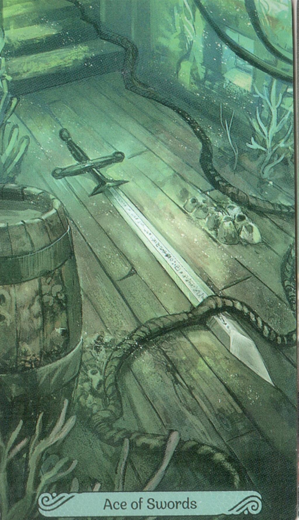 Таро Русалок (Mermaid Tarot) 1_ea10