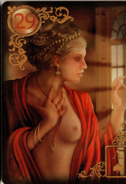 Золотые мечты Ленорман (Расширенное издание) | Gilded Reverie Lenormand. Галерея.  29_o_210