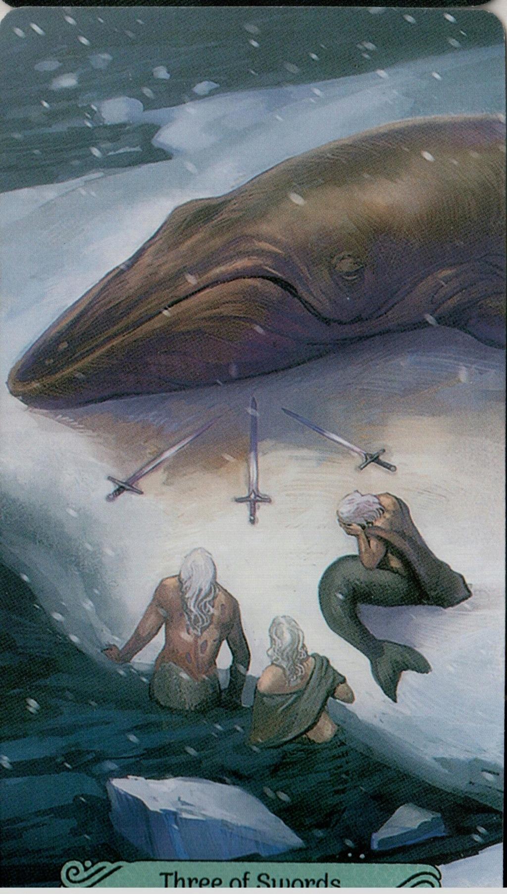 Таро Русалок (Mermaid Tarot) 3_10